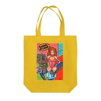 館長と女医グッズ Tote bags