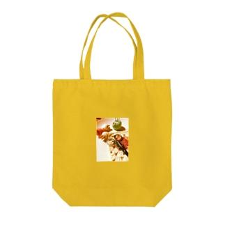 毛糸 Tote bags