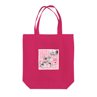 OKダイレクト powered by SUZURIの桃の花の下で Tote bags