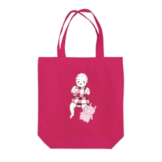 baby006 color Tote bags