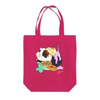 yukino1 Tote bags