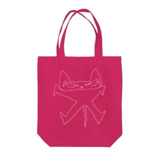 Xneko by サワソン Tote bags