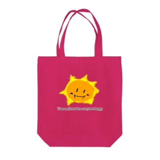 Your smile makes everyone happy Tote bags