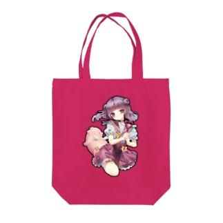魔法少女 Tote bags