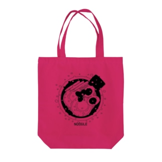 NOODLE Tote bags