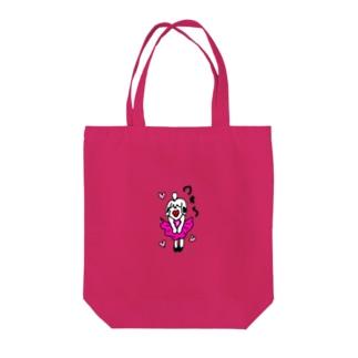 ロコタ君、マリリンシリーズ Tote bags