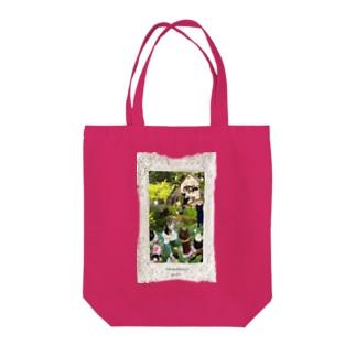 猫ポックルのおうち Tote bags