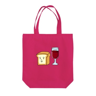 聖餐 Tote bags