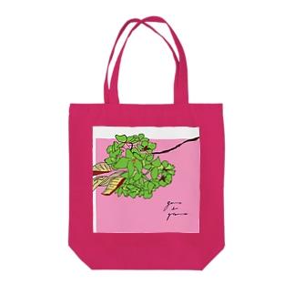 ギョイコウ Tote bags