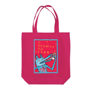 fromcoffeeトートJ Tote bags