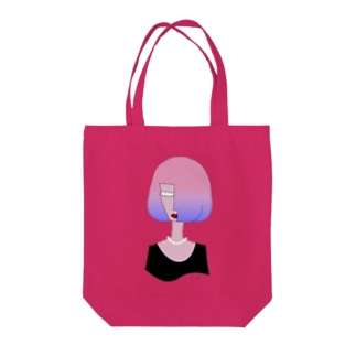 Pearl Necklace(Fredy/Cookie Column) Tote bags
