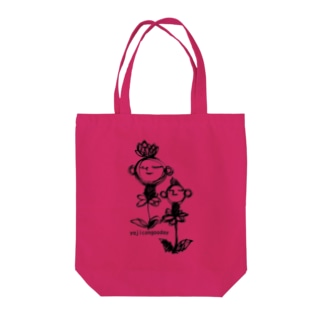 flower child Tote bags