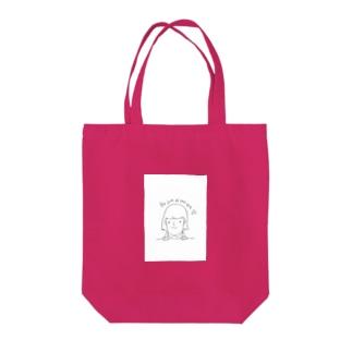 のほほんグッズ Tote bags