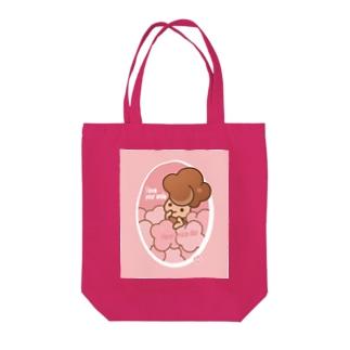 emiの◎Pretty pop girl◎PK◎ Tote bags