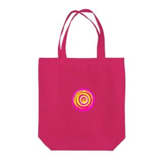 アメダマ Tote bags