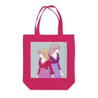 ふたご☆トート Tote bags