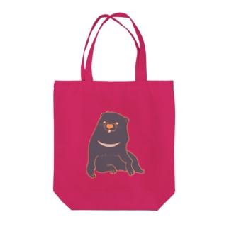 あの犬/ツキノワイヌ Tote bags