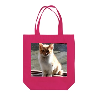 STEP IN猫さん2 Tote Bag