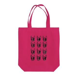 doggo Tote bags