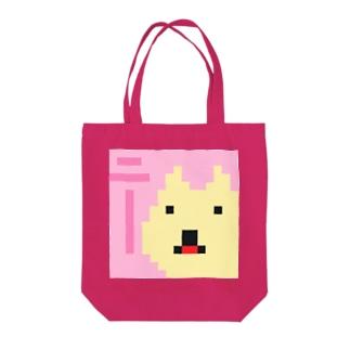 ネコノニー Tote bags