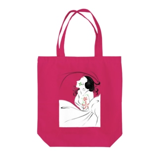 飛鳥皇女 Tote bags
