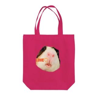 萌え♡たまさん Tote bags