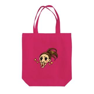 キラキラお目目 Tote bags