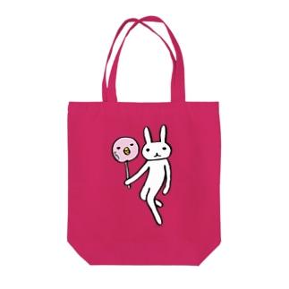 ことりキャンデー Tote bags