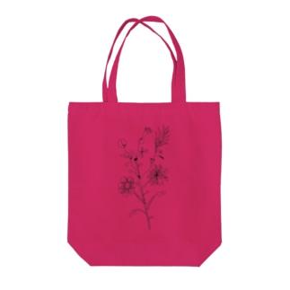 花束 トートバッグ