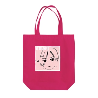N feat. ねこ Tote bags