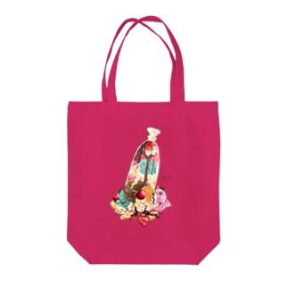 yummy yummy🍓 Tote bags