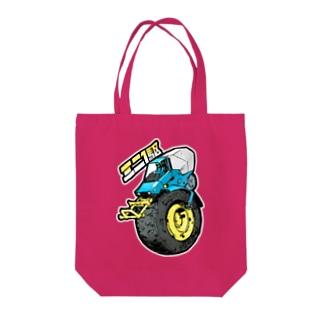 ミニ1駆 Tote bags