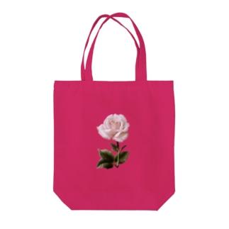 Flowerバック Tote bags