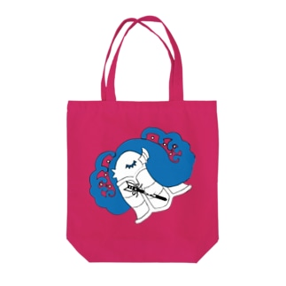 Amiの眠りのアマビエ Tote Bag