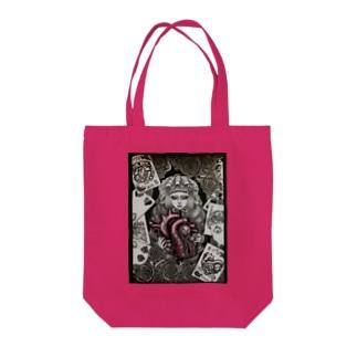 Princess of Heart...❤︎ Tote bags