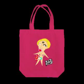 SANのマサコマ㊙️コ1号機&DX Tote bags