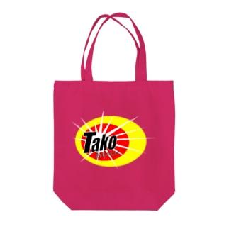 TAKO BLEACH Tote bags