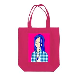 レイシア・クローネ Tote bags