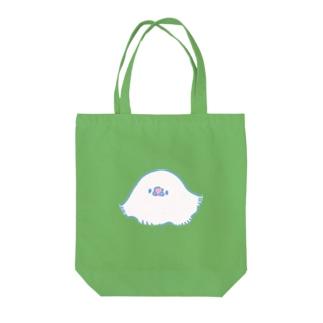 ブンチョモドキ/パステル Tote bags