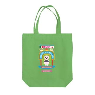 XochimikKids X マリオ・フローレス Tote bags