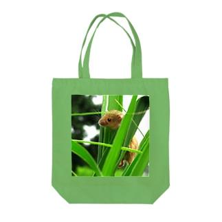 小さい小さいネズミ Tote Bag