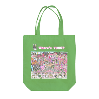 USABA COFFEEのユノ Tote bags