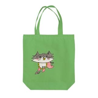 ミッシェルベイビー Tote bags
