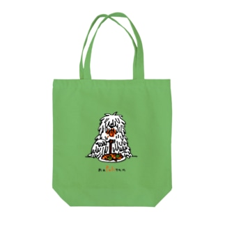 It is Tomfy here.のナプーリータン Tote bags