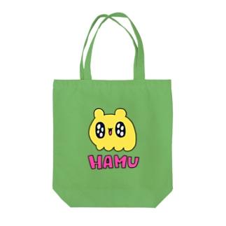HAMU Tote bags