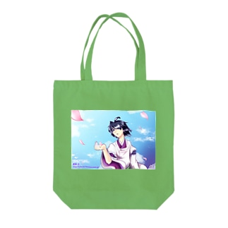 羽城 恋 ~ 故郷を想って ~ Tote bags