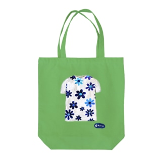 gokenncyou_1231のはながらT Tote bags