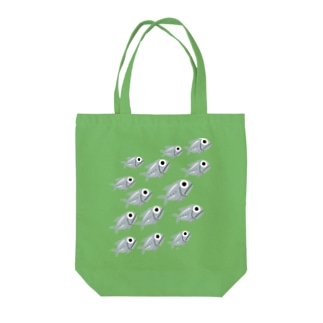 ギンガメ Tote bags
