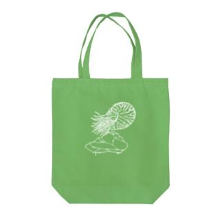 水夫の岩(deep ver) Tote bags
