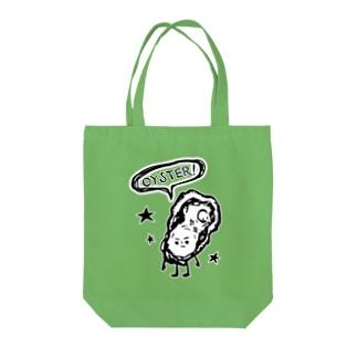 COULEUR PECOE(クルールペコ)  のカキスター Tote bags